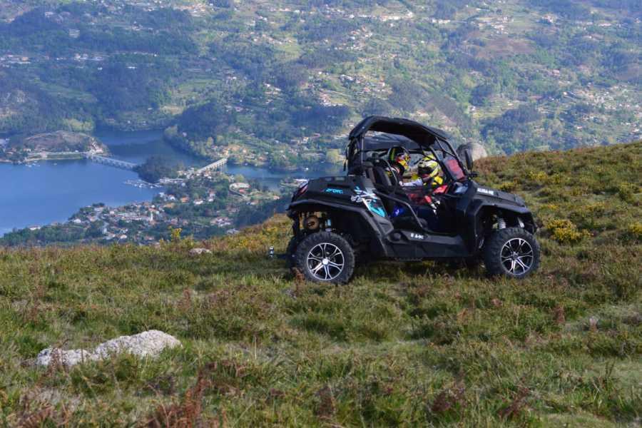 Gerês Equidesafios Passeio de Kart Cross no Gerês