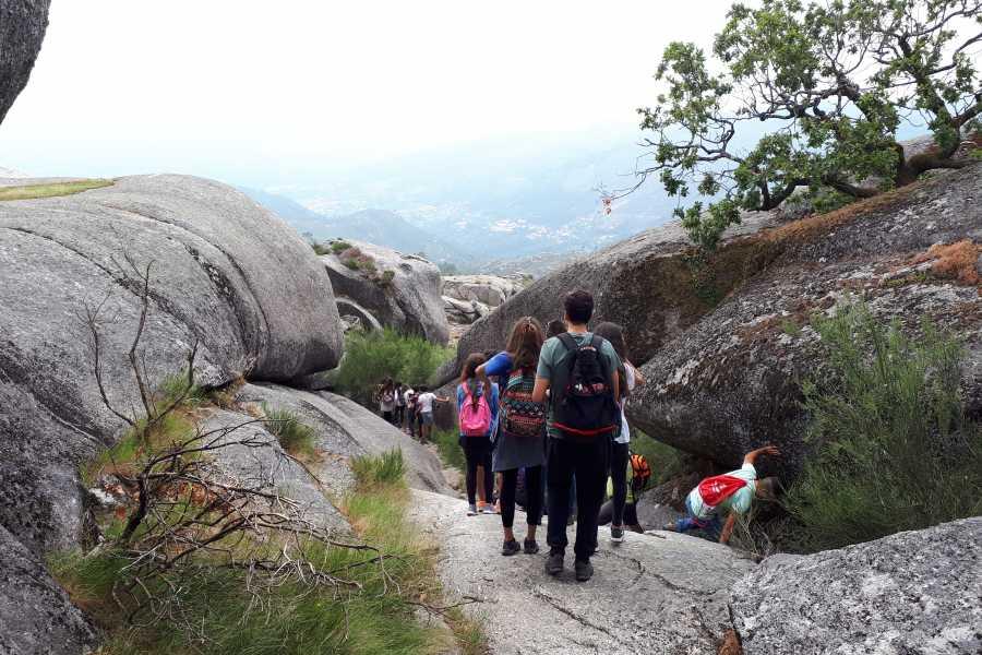 Gerês Equidesafios Passeio Pedestre de 1 Dia no Gerês