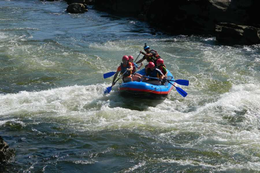 Gerês Equidesafios Rafting