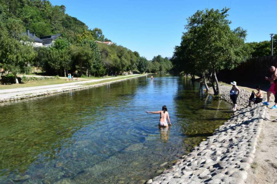 Gerês Equidesafios Tour: Águas Quentes 4h