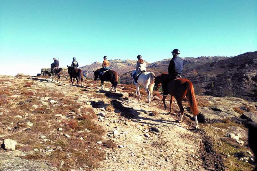 Gerês Equidesafios Trilho das Cascatas - 1 Dia a Cavalo