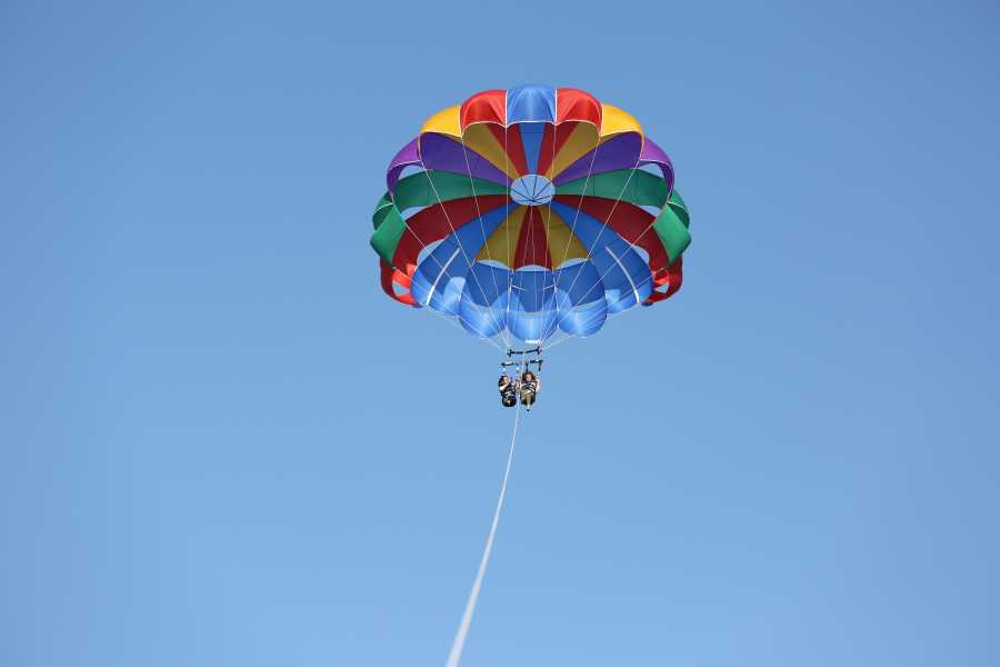Travel etc Parasailing Experience