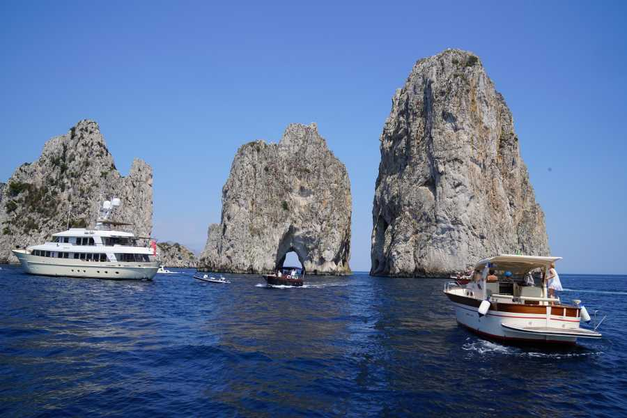 Travel etc Mini crucero de la isla de Capri