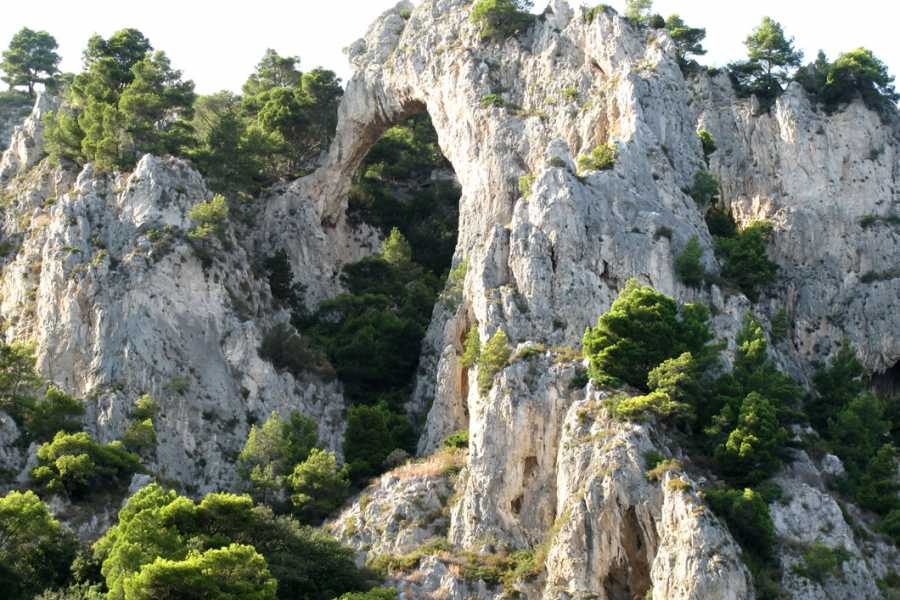 Travel etc Mini-cruise of the Island of Capri