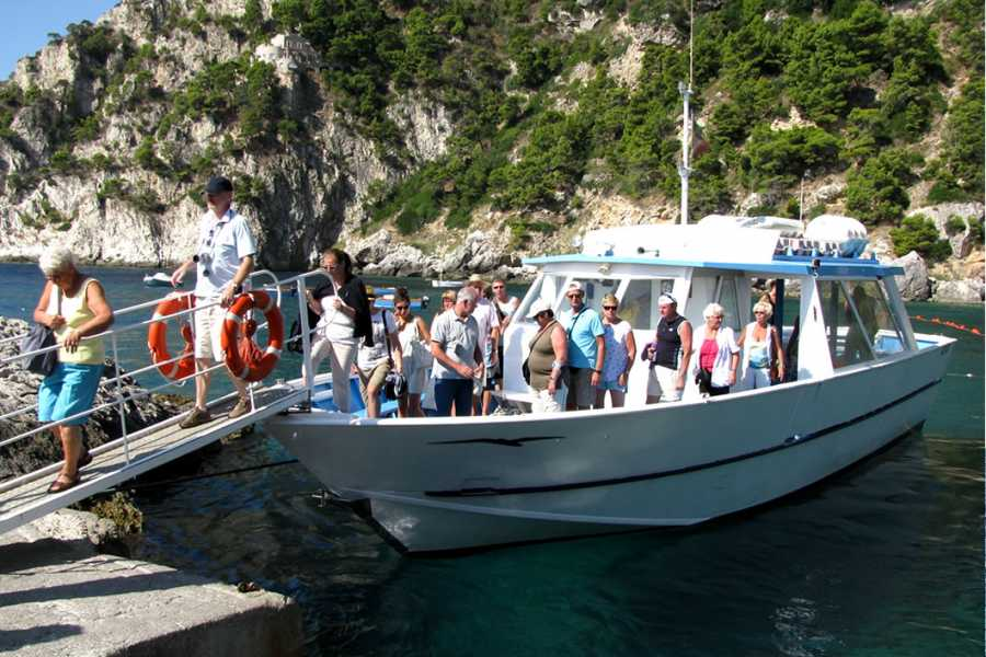 Travel etc Minicrociera dell'Isola di Capri