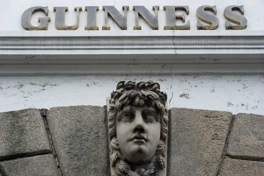 "Pat Liddy's Walking Tours of Dublin ""From Green to Black or Gold"" St Stephen's Green to Guinness or Pearse Lyons Distillery"