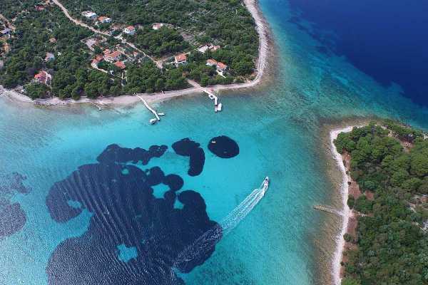 3 island tour - Blue Lagoon