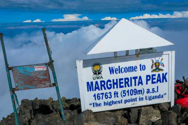 12 Day Tour, 9 Day Trek to Margherita Peak
