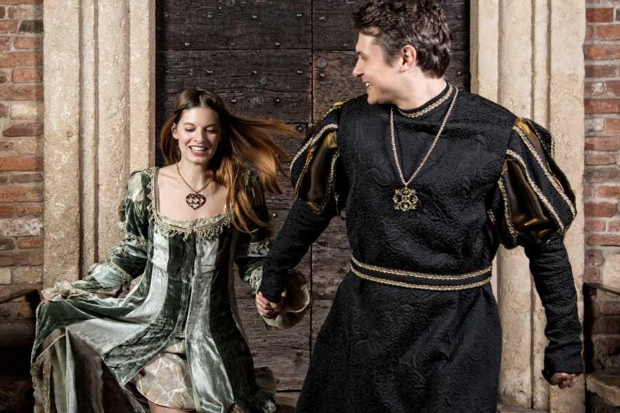 VERONALITY Romeo e Giulietta: lo spettacolo itinerante