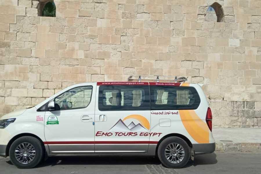 EMO TOURS EGYPT 拿起从卢克索到阿斯旺的私人范