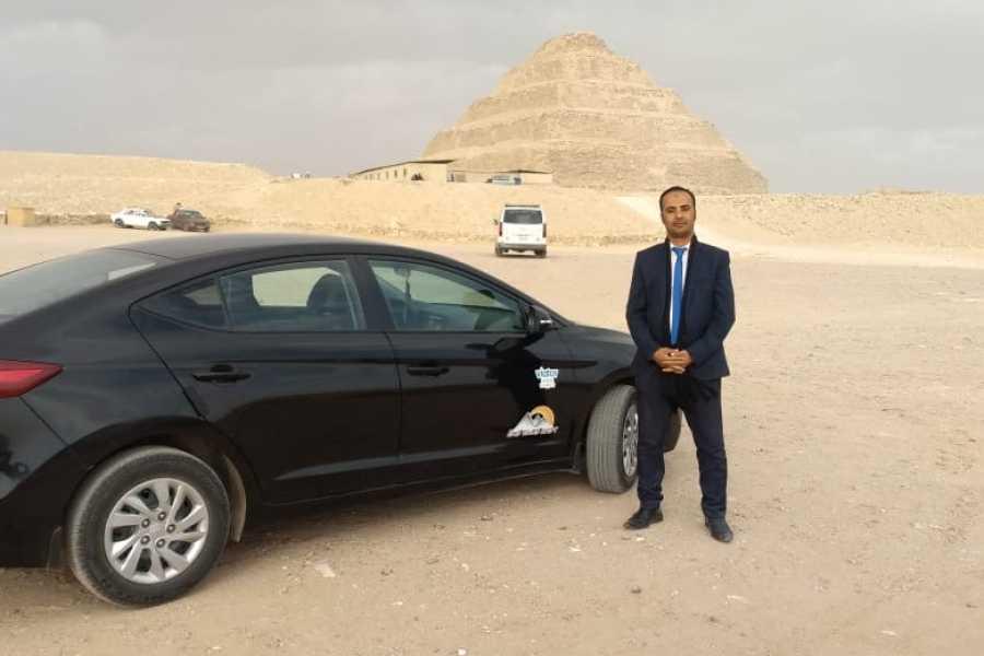 EMO TOURS EGYPT TRANSFER VON LUXOR NACH ASSUAN VON PRIVATE VAN