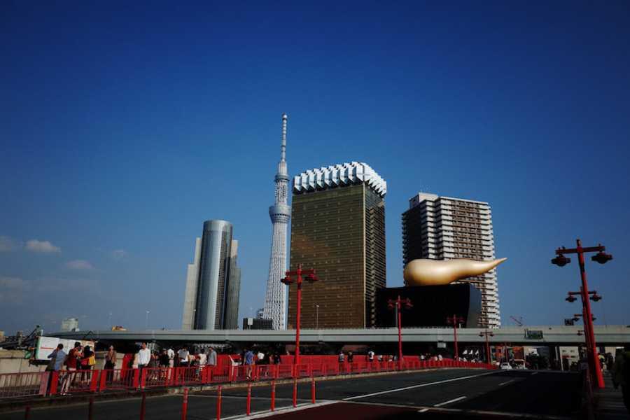 Mina Japan Tour Ciudad de Tokio 8 Horas