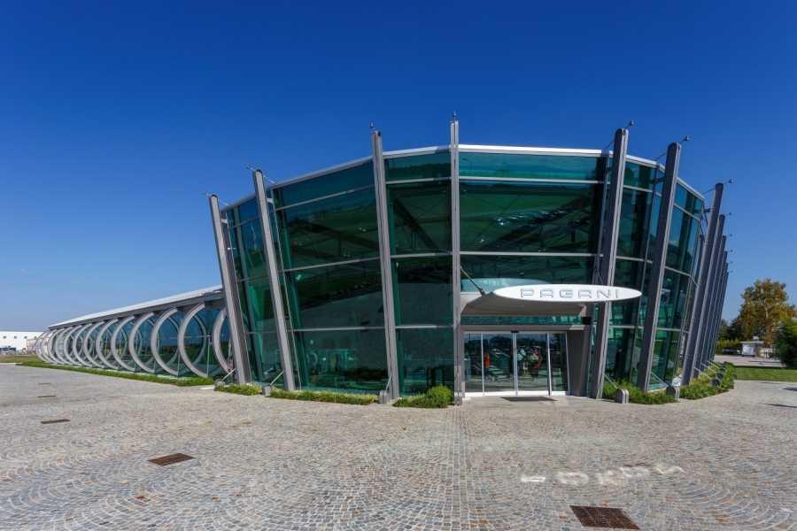 Modenatur Visita del museo e fabbrica Pagani