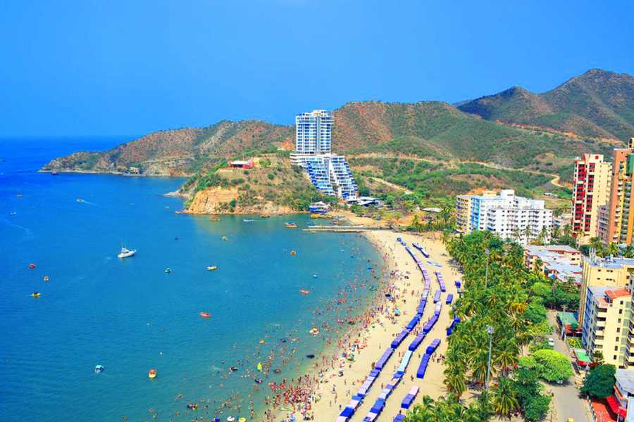 Backpackers Santa Marta Tour
