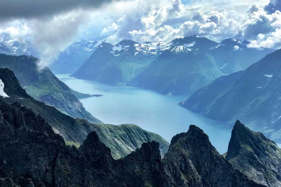 Fjord Exploring AS Blues and hiking-cruise on Hjørundfjorden 2020