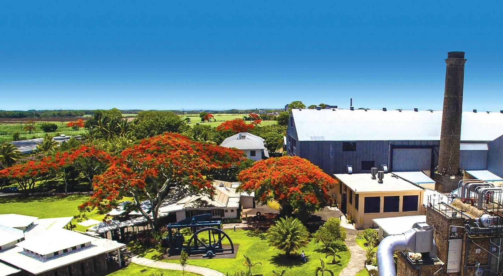 Visit at L'Aventure du Sucre - Mauritius Sugar Museum