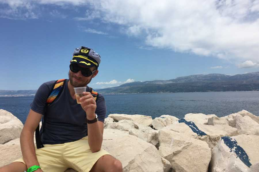 Bus2Alps AG Cruisin' Croatia Combo (Meet Us There)