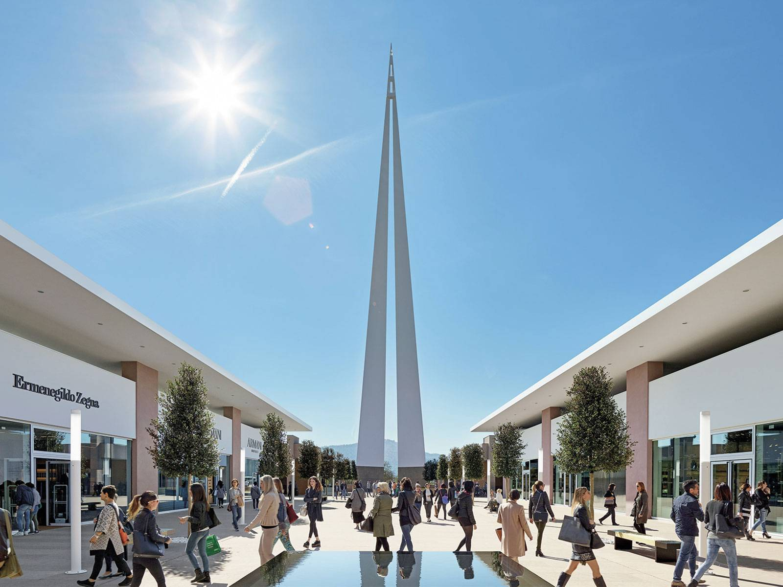 Luxury Outlet Shopping at Torino Village, Italy - GVA Excursions