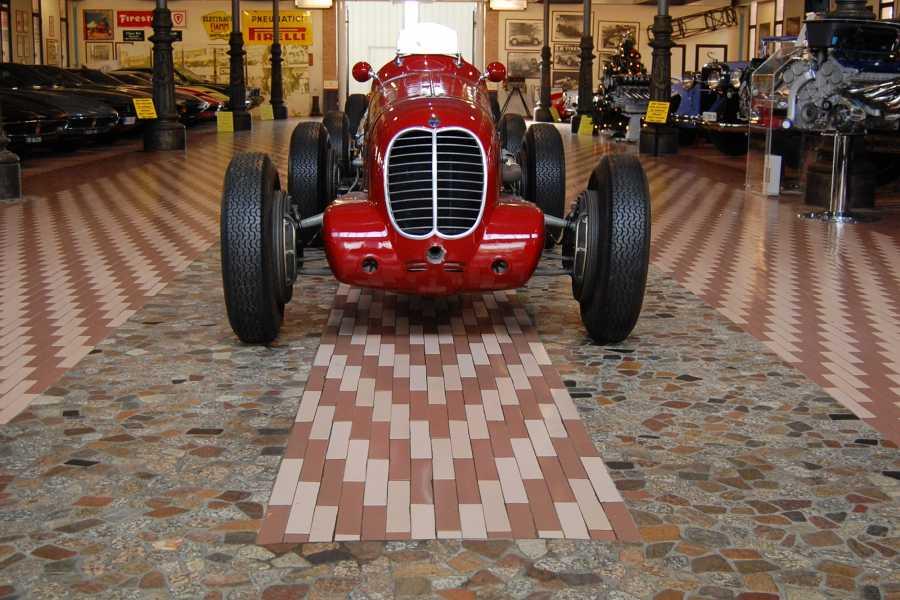 Modenatur MVF/ Panini motor museum tour
