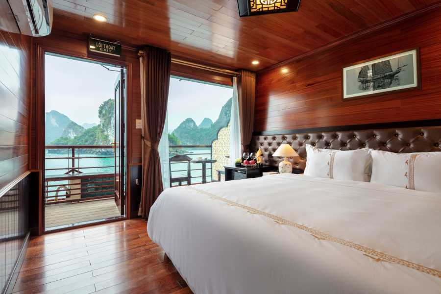 Friends Travel Vietnam V'spirit Premier Cruise | 3D2N Lan Ha Bay