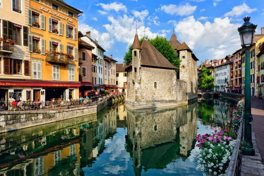 GVA Excursions Geneva & Annecy Combined Day Trip