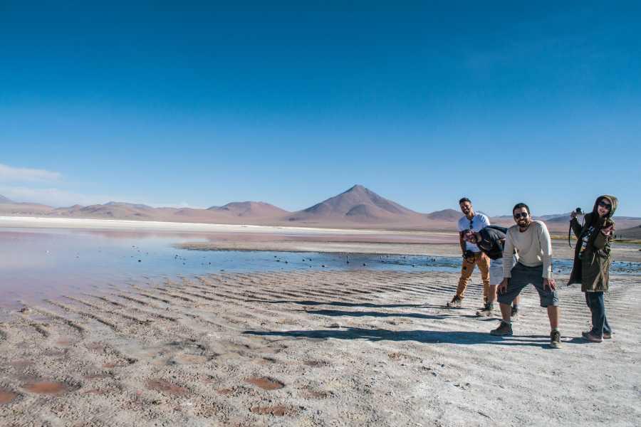 Uyuni Expeditions TAYKA ROUTE TUPIZA-UYUNI 4D (DRY SEASON)