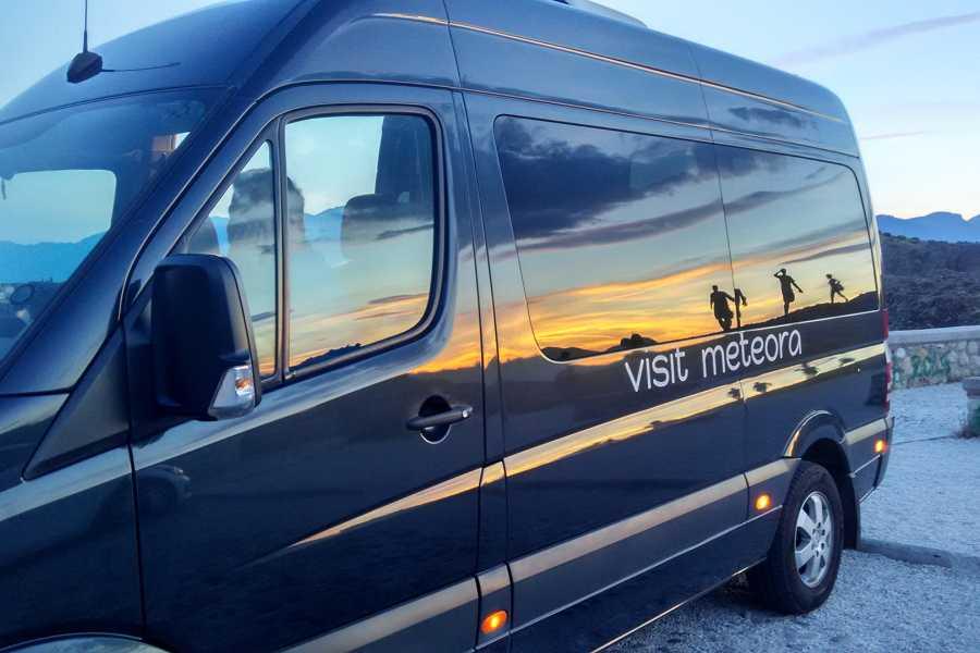 Visit Meteora Meteora to Pelion Private Transfer