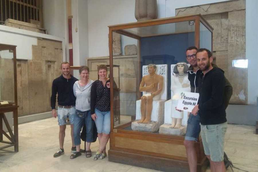 Excursies Egypte Prive dag excursie naar Cairo vanuit Hurghada met een Prive busje