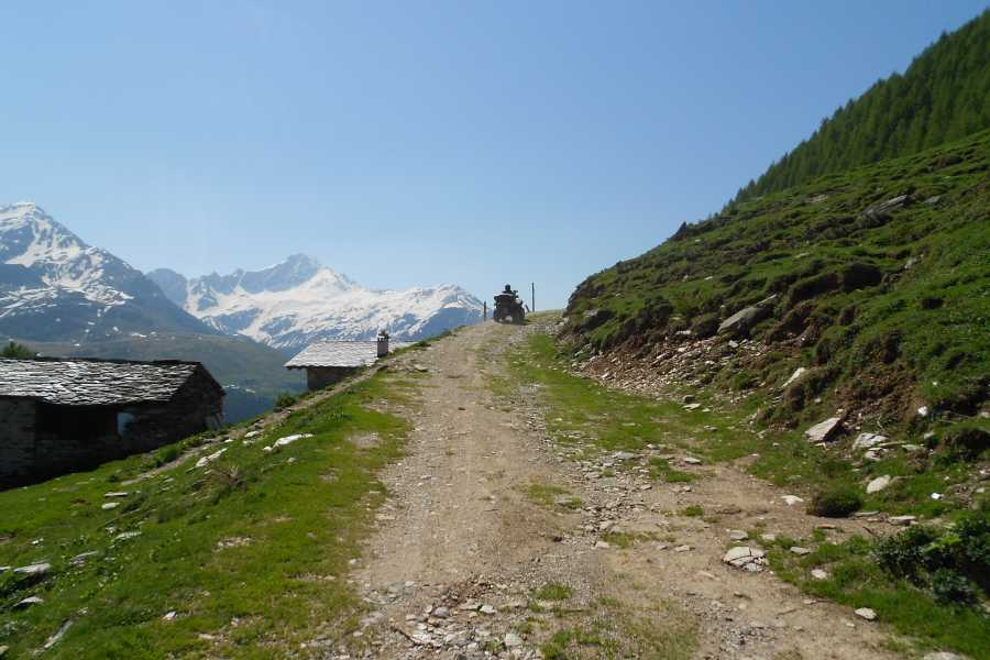 BuggyPark by HB-Adventure Switzerland 4x4 Quad/Buggytour Splügenpass (Tagestour)