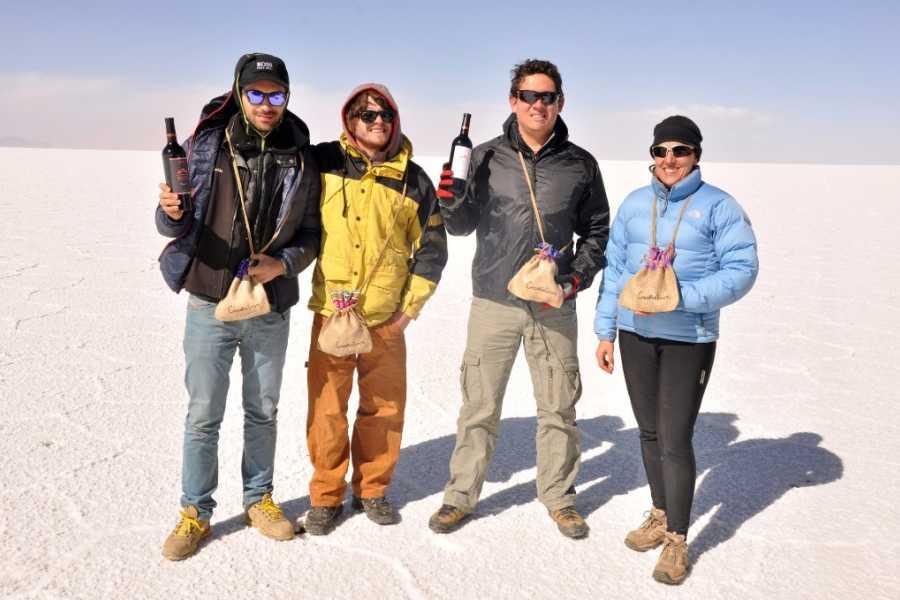 Uyuni Expeditions HOTELES ÚNICOS TUPIZA-UYUNI 4D (ÉPOCA SECA)