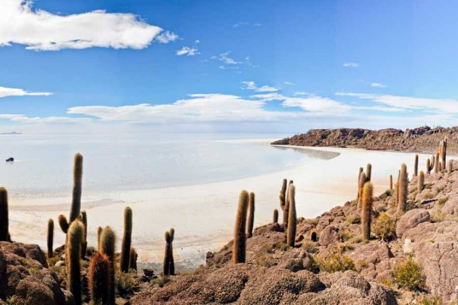 Uyuni Expeditions UNIQUE HOTELS TUPIZA-UYUNI 4D (DRY SEASON)