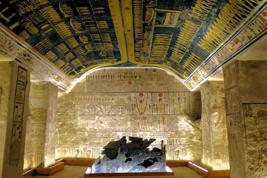 Marsa alam tours Luxor Private Tagestour von Sahl Hasheesh