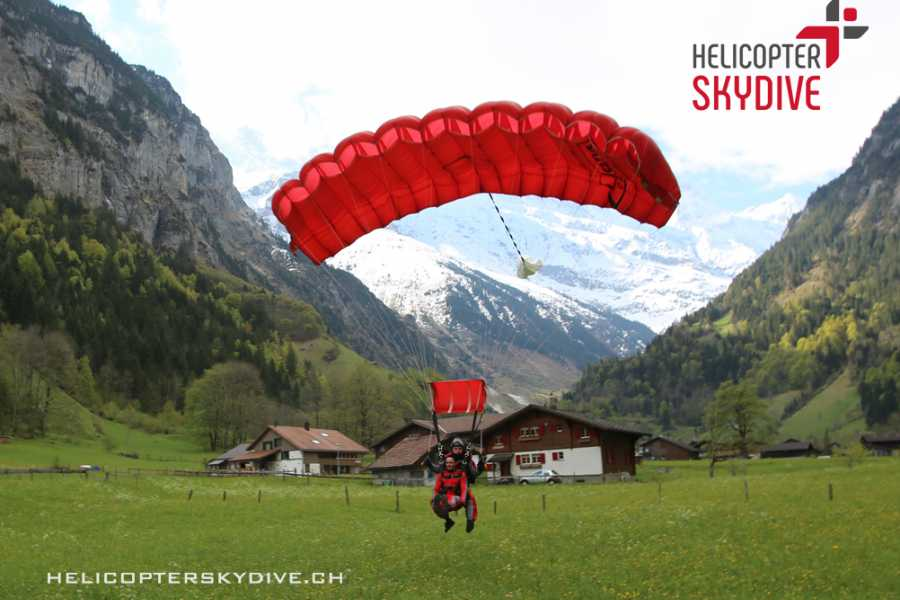 Helicopter Skydive GmbH Helicopter Skydive