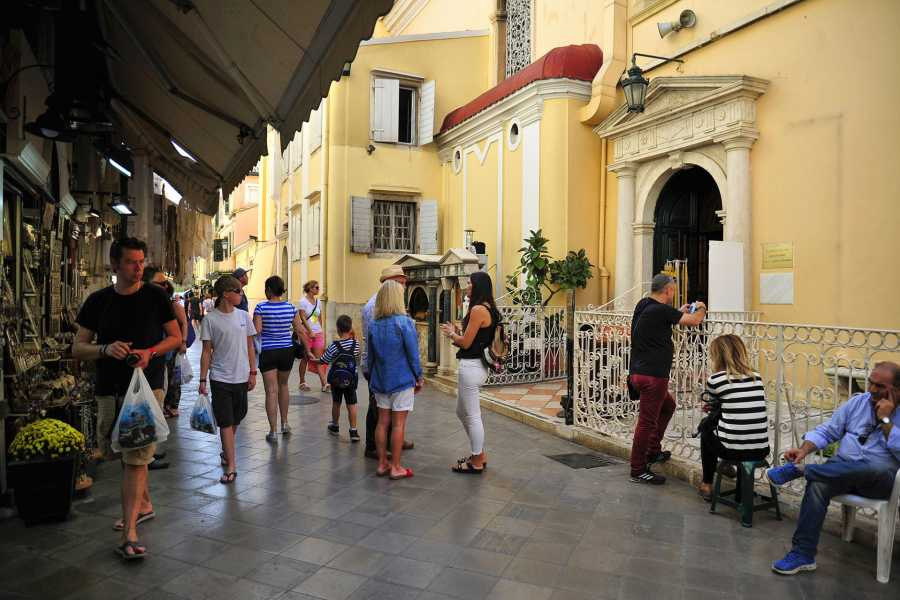 Grekaddict Corfu Food and Culture Tour