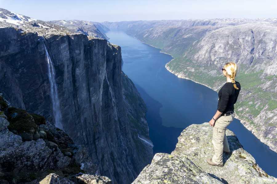 Outdoorlife Norway AS Trolltunga + Preikestolen + Kjerag Summer/Autumn Package