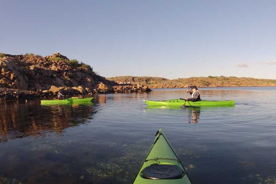Outdoor West Sea kayak: PRIVATE  KAYAK TOUR