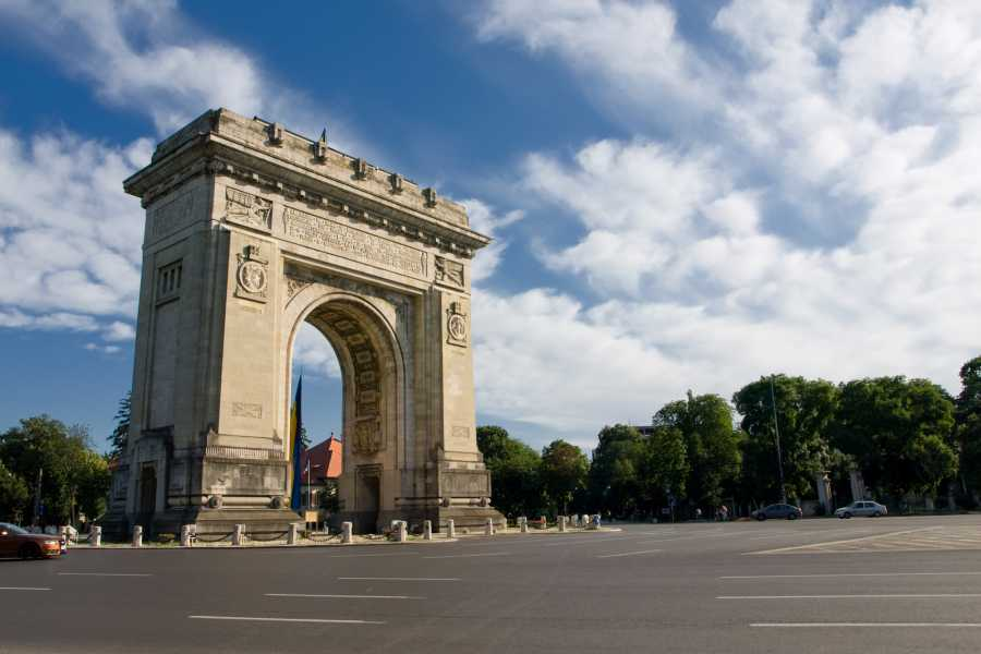 TravelMaker Half Day Tour of Bucharest - private - 4 hours