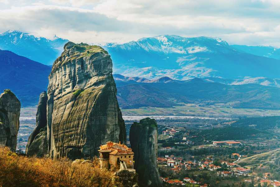 Ammon Express From Thessaloniki: Full-Day Bus Trip to Meteora