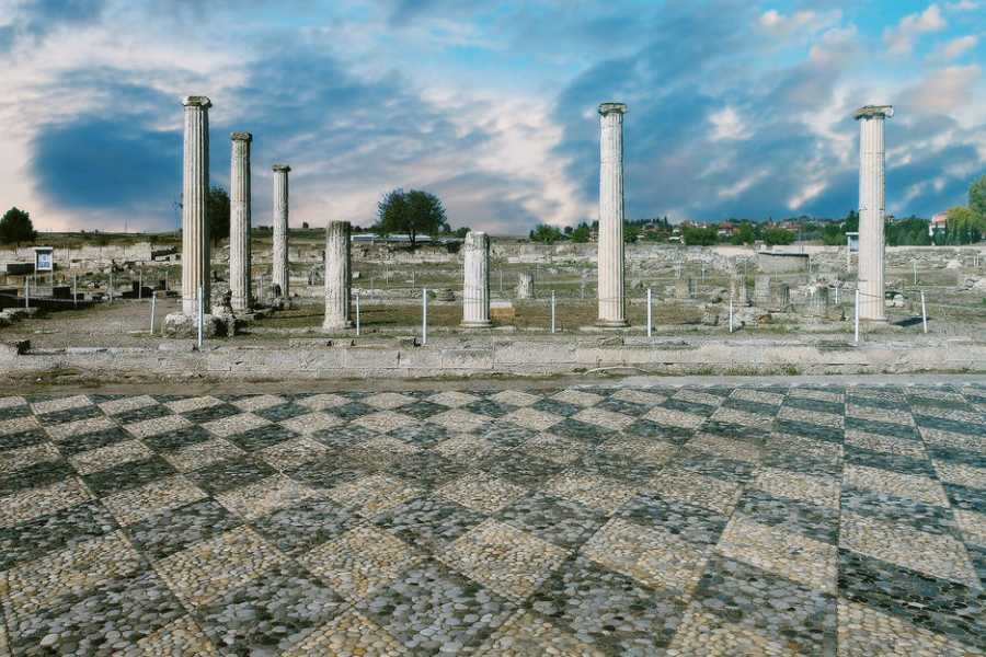 Ammon Express Vergina & Pella: Day Trip to the Greek Kingdom of Macedonia
