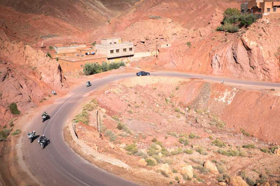 Wheels of Morocco Moroccan Dreams - from Marrakesh!