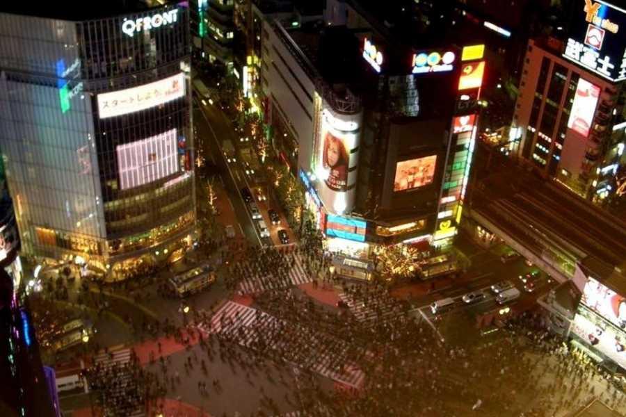 Mina Japan Tokyo City Night Tour - French