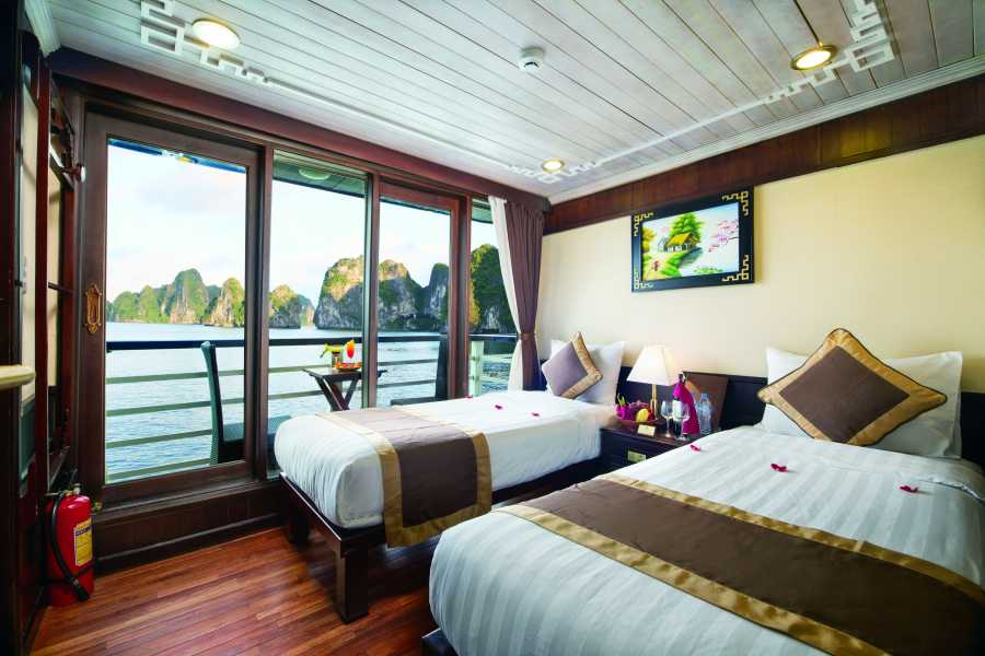 OCEAN TOURS APRICOTE 4 STAR CRUISE  2DAYS