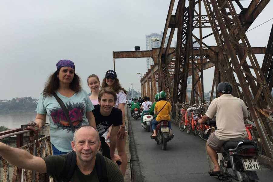 Friends Travel Vietnam Real Hanoi Bicycle Experience 3,5 hours (afternoon 01:30 PM)