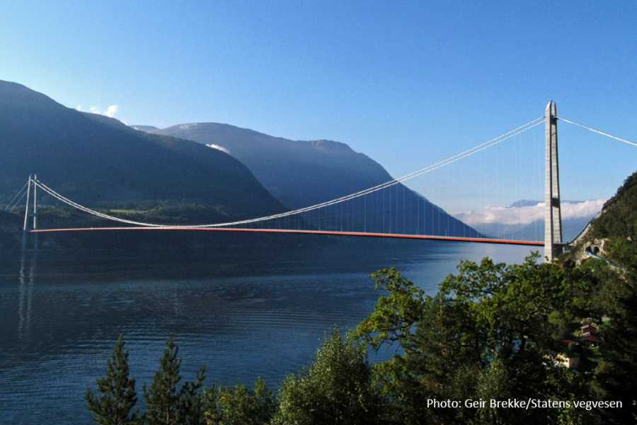 Travel like the locals EXPLORE THE HARDANGERFJORD