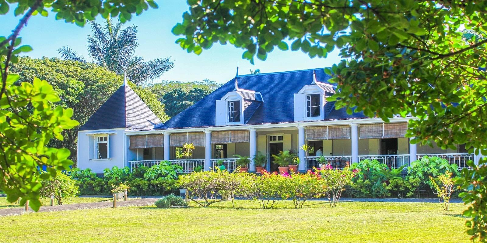 The Tea, Rum and Vanilla Route in Mauritius