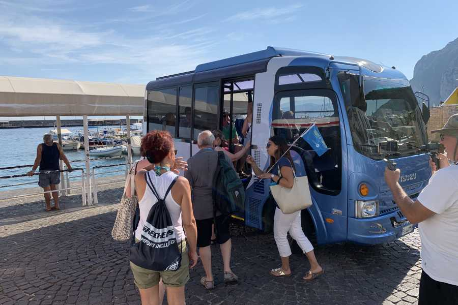 Travel etc Capri Minicruise with Guide