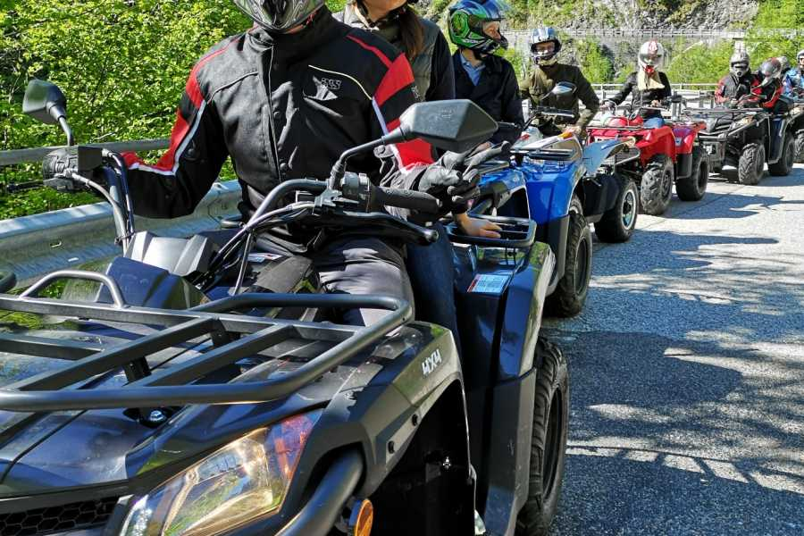 BuggyPark by HB-Adventure Switzerland 4x4 Quad/ATV Tour Tessin (Ascona) ab CHF 145.00 p.P.