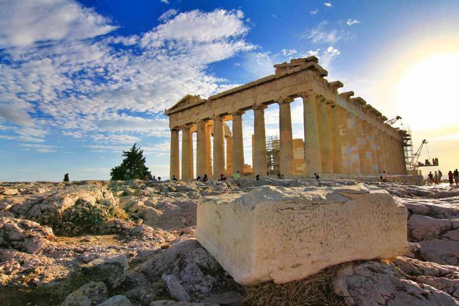 JONA TRAVEL DMC - LUFTHANSA CITY CENTER Undiscovered Greece