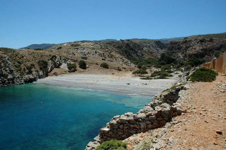 Destination Platanias Boat Trip To Magical Menies Beach 25 EUR