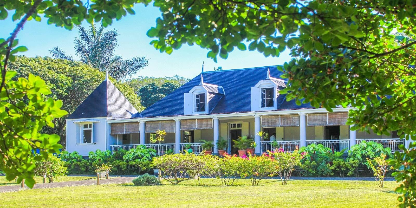 Le Domaine de Saint Aubin -  A trip inside traditional Mauritius